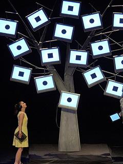 L'arbre à Pixel Festival Promnons nous 2019