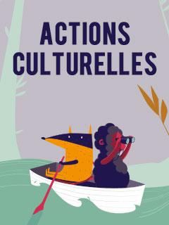 actions culturelles 2020